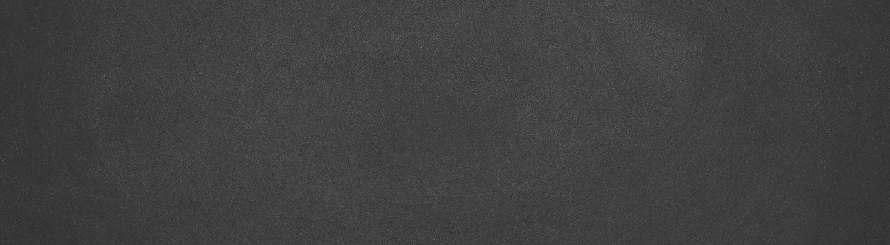 Decoration: Black Chalk Board